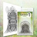 Lavinia - Clear Stamp - Forest Temple